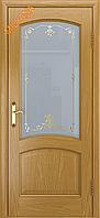 Комплект двери Мильяна Фиона-К ст. Ребека золото шелк 600x2000