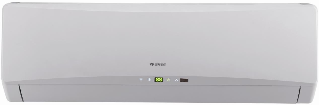 Кондиционер настенный Gree-24: Hansol R410A (G10 inverter) GWH24TD-S3DBA3E (без соединительной инсталляции)