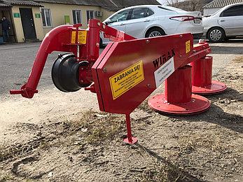 Косилка роторная Z069/1.25м Польша Wirax (Виракс), фото 2