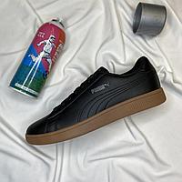 Кроссовки Puma Smash v2 L Black Gum 36521512 размер: 44