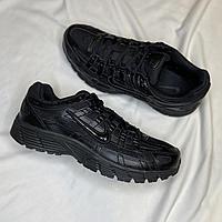 Кроссовки Nike P-6000 Triple Black CD6404-002 размер: 40,5