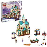 LEGO Disney Princess 41167 Конструктор ЛЕГО Принцессы Дисней Деревня в Эренделле