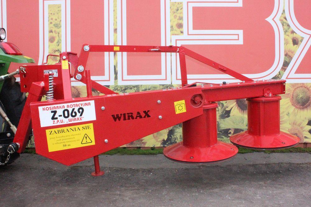Косилка роторная Z069/1.85м Польша Wirax (Виракс)