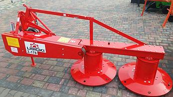 Косилка роторная Z 178 1.35м/1.65м Польша Lisicki, фото 2