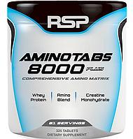 Аминокислоты Amino Tabs 8000 Plus, 325 tab.