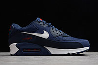 "Кроссовки Nike Air Max 90 Essential ""Midnight Navy/University Red-White"" (36-45), фото 4"