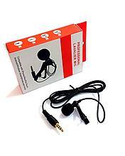 Микрофон-петличка / Профессиональный микрофон петличка M-801