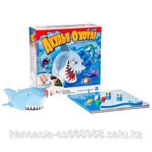 Hasbro Games Игра акулья охота.