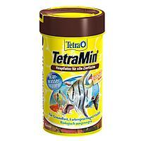 Корм TetraMin для рыб, хлопья - 100 мл