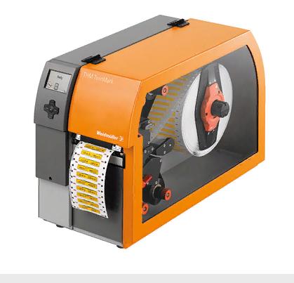 Термопринтер THM TwinMark, оборудование для печати маркировки
