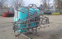 Опрыскиватель полевой навесной OGR 1000 литров (Россия)