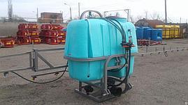 Опрыскиватель полевой навесной OGR 1000 литров (Россия), фото 2