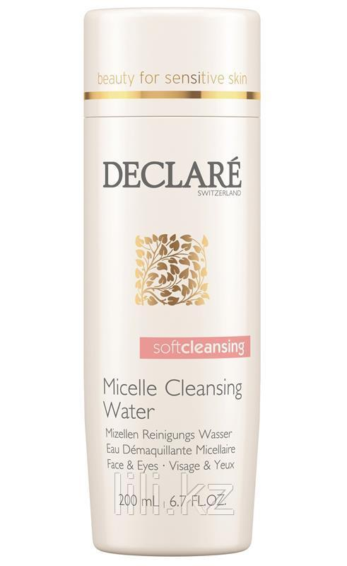 Мицеллярная вода Declare Soft Cleansing Micelle Cleansing Water 200 мл.