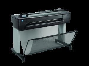 Плоттер HP F9A29A HP DesignJet T730 36in Printer (A0/914 mm)