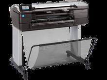 Плоттер HP F9A28A HP DesignJet T830 24in MFP Printer (A1/610 mm)