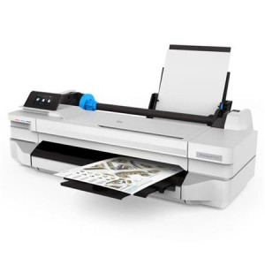 Плоттер HP 5ZY57A HP DesignJet T125 24-in Printer (A1/610 mm)