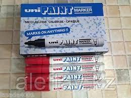 Маркер Paint PX-20 , красный 2,2-2,8 мм Uni Paint (Mitsubishi)