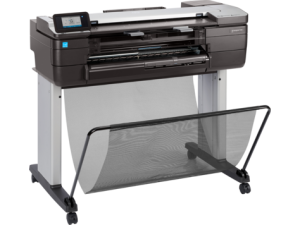 Плоттер  HP F9A30A HP DesignJet T830 36in MFP Printer (A0/914 mm)