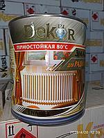 Эмаль для радиаторов отопления Dekor 1.8