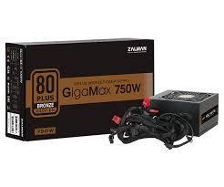 Блок питания Zalman GigaMax 750W (ZM750-GVⅡ)