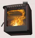 Отопительная печь Мильна-100, фото 2