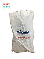 Сетка для волейбола Premium Mikasa VNC (размер: 9,5*1м, ячейка 0,8*0,8 см)