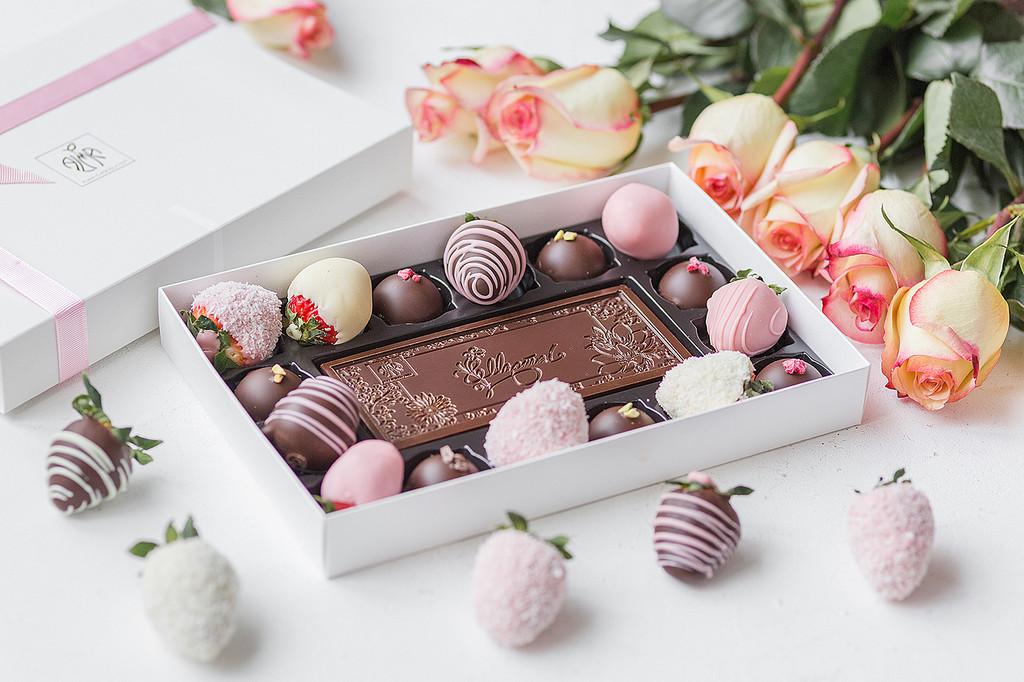 Alma chocolates