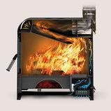 Отопительная печь Метеор-150, фото 3