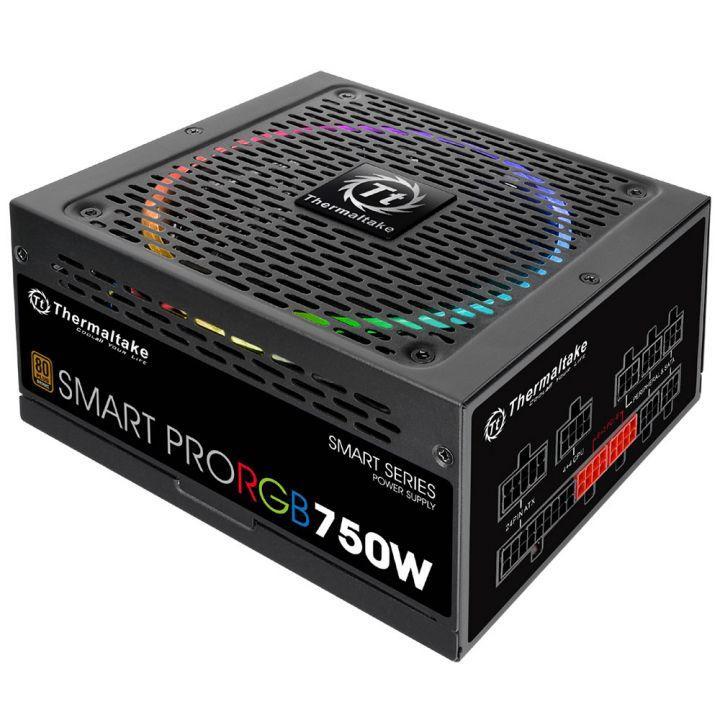 Блок питания Thermaltake Smart Pro RGB 750W (Bronze)