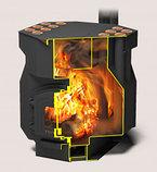 Отопительная печь ТОП-драйв-250, фото 3