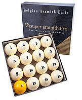 Комплект шаров 67 мм «Super Aramith Pro Tournament»