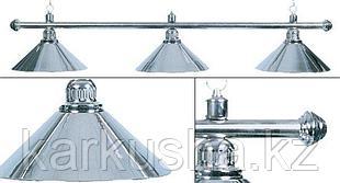 Светильники бильярдные на три плафона