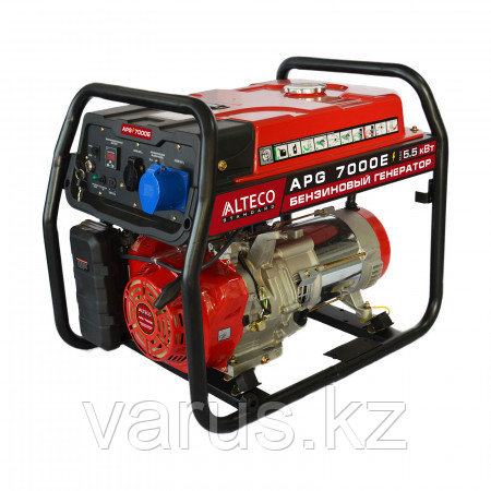 Бензиновый генератор APG 7000E (N) ALTECO Standart