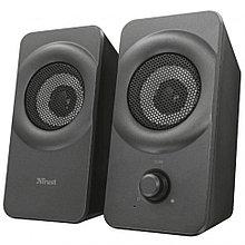 Компактная акустика 2.0 Trust CRONOS серый
