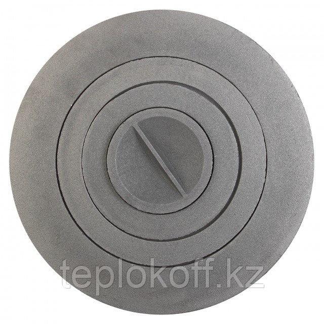 Плита чугунная круглая ПК-3, 352*10 мм, Рубцовск