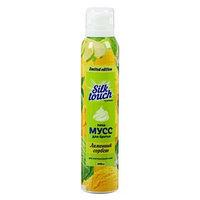Мусс-пена Carelax Silk Touch для бритья, женский 'Лимонный сорбет' 200 мл