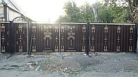 Ворота в греческом стиле, фото 1