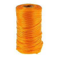 Сетка рукав оранжевая 300 метров