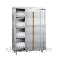 Шкаф для стерилизации столовой посуды и кухонного инвентаря ШЗДП-4-120-02 без полок 320933