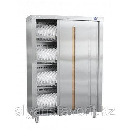Шкаф для стерилизации столовой посуды и кухонного инвентаря ШЗДП-4-120-02 без полок 320933, фото 2