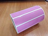Гарантийные пломбы VOID STOP Purple 100*20мм  (500 шт), фото 1