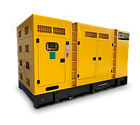 Дизельный генератор ADD880  во всепогодном шумозащитном кожухе, фото 1