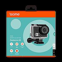 Экшн видеокамера ACME VR06 Ultra HD Wi-Fi 12 MP угол обзора 140