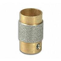 Головка шлифовальная Diamantor 19 мм turbin (грубая)