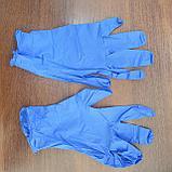 Перчатки диагностические нитриловые, фото 3
