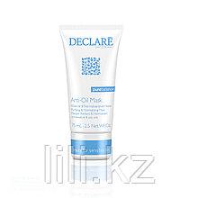 Антисептическая маска нормализующая жирность кожи Declare Anti-Oil Mask 75 мл.