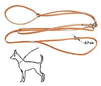 Ринговка шнур с кольцом - 7 мм