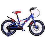 Детский двухколесный велосипед BDF 16D, фото 3