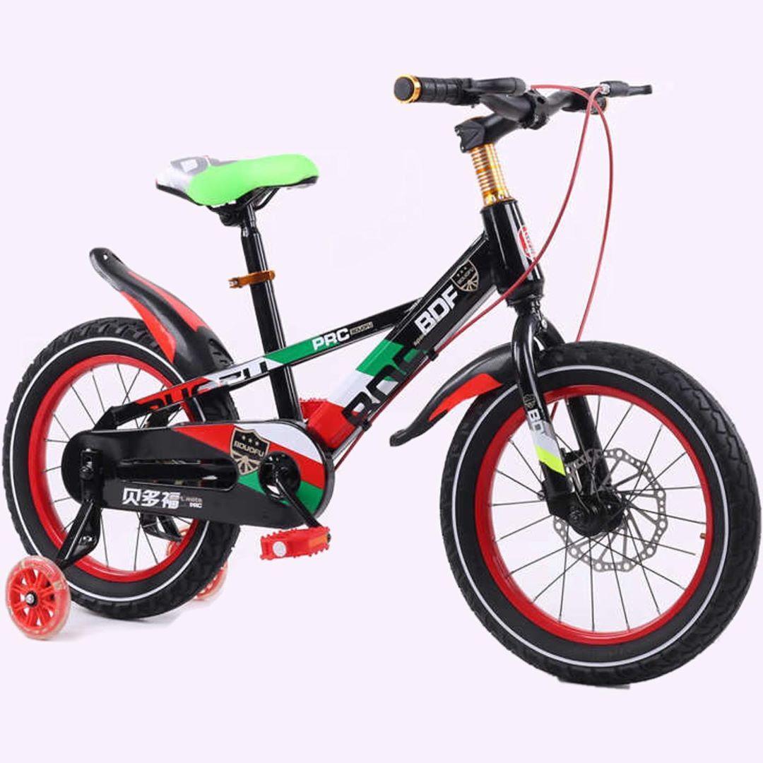 Детский двухколесный велосипед BDF-18D