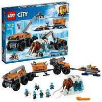 LEGO Конструктор Город Арктическая экспедиция Передвижная арктическая база